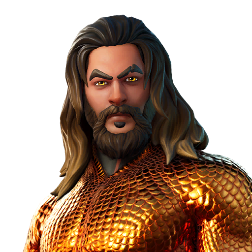 Fortnite Aquaman outfit