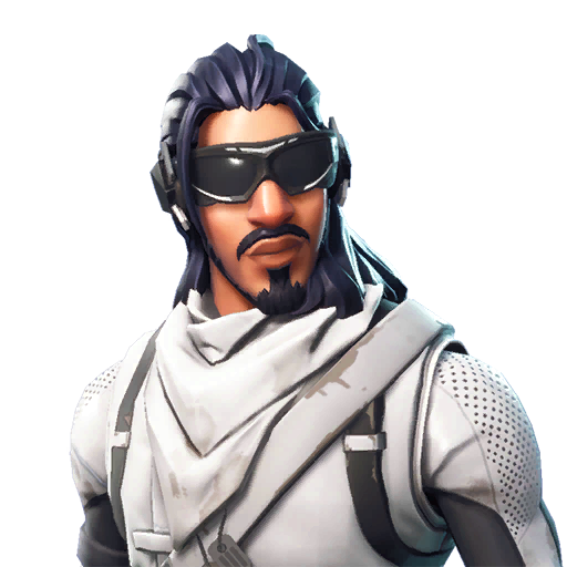 Fortnite Absolute Zero outfit