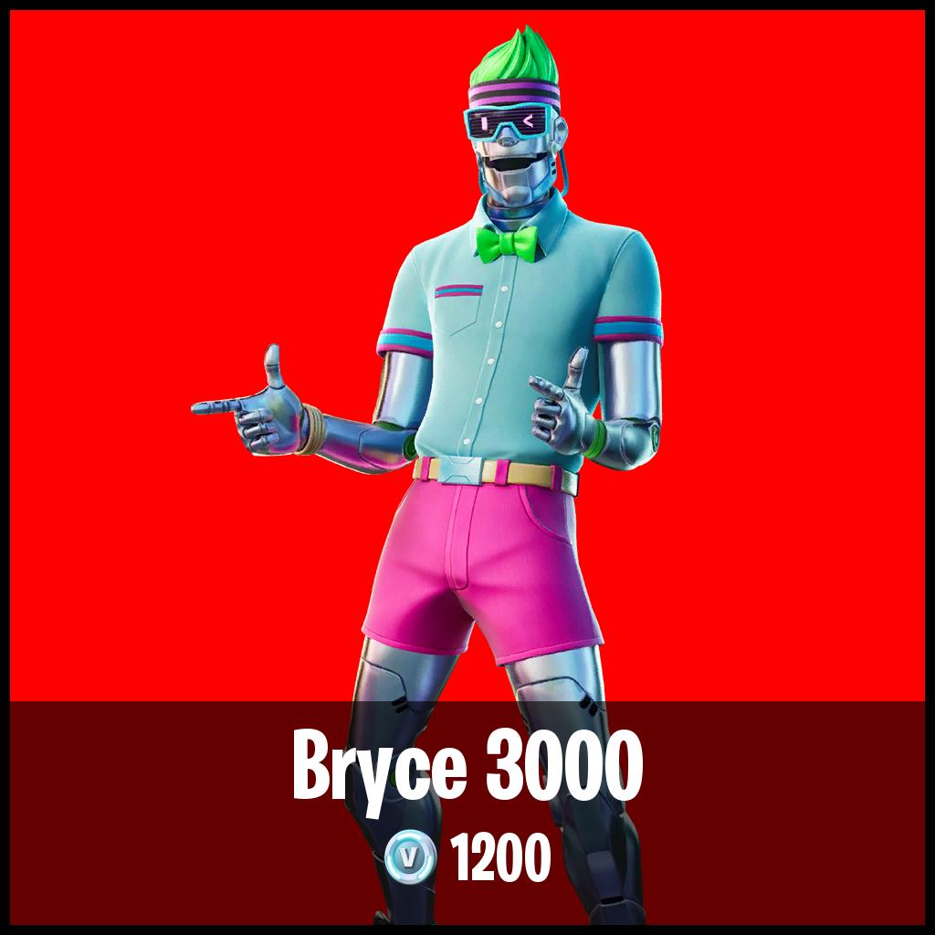 Bryce 3000