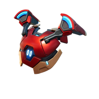 Iron Man Backplate