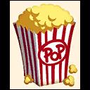 Fortnite Popcorn emoji