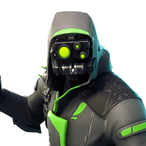 Fortnite Archetype outfit
