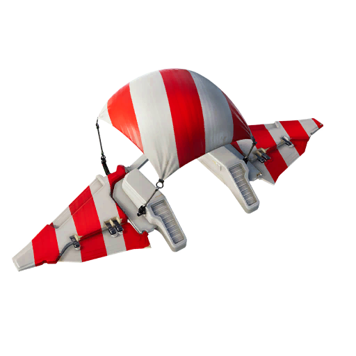 Fortnite Candy Plane glider