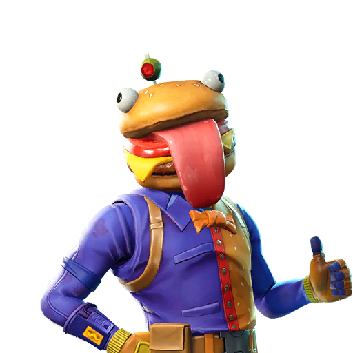 Fortnite Beef Boss outfit