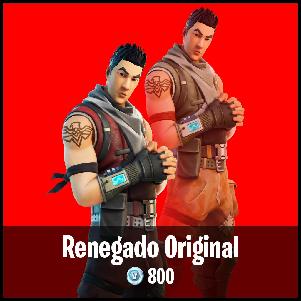 Renegado Original