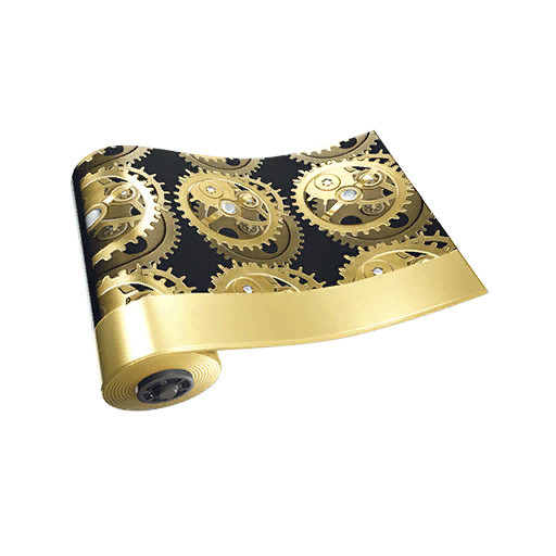 Fortnite Clockwork wrap