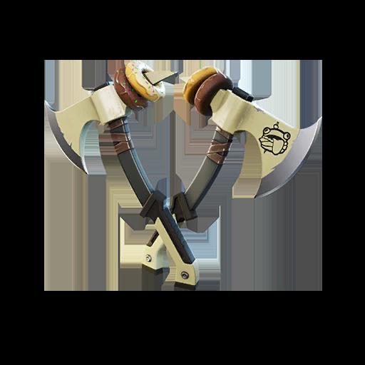 Fortnite Snax pickaxe