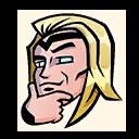 Fortnite Asgardian emoji