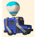 Fortnite Battle Bus emoji