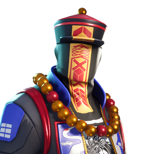 Fortnite Paradox outfit