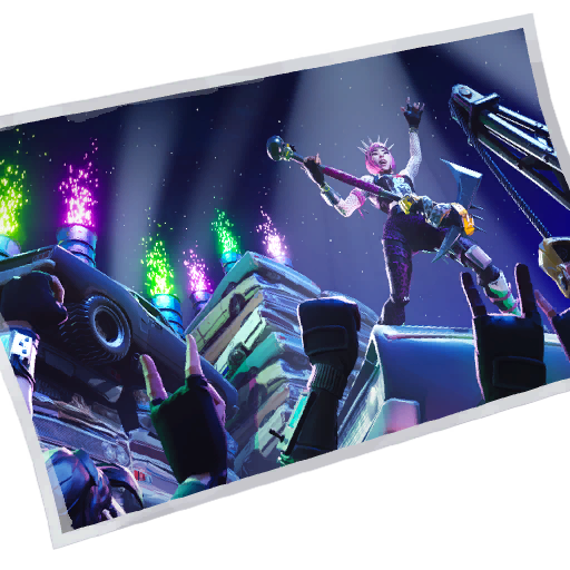 Fortnite Power Chord loadingscreen