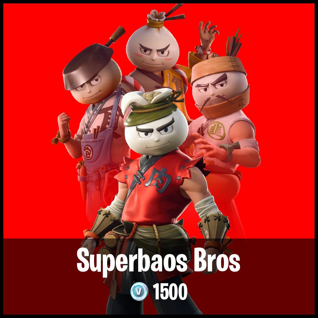 Superbaos Bros