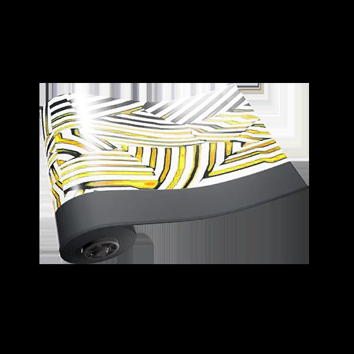 Fortnite Stylish Stripes wrap