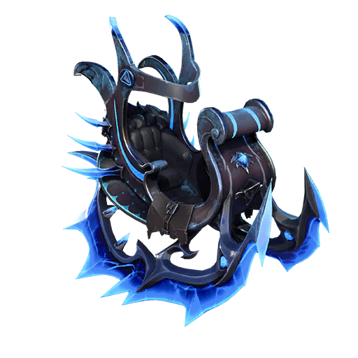 Fortnite Winter's Thorn glider