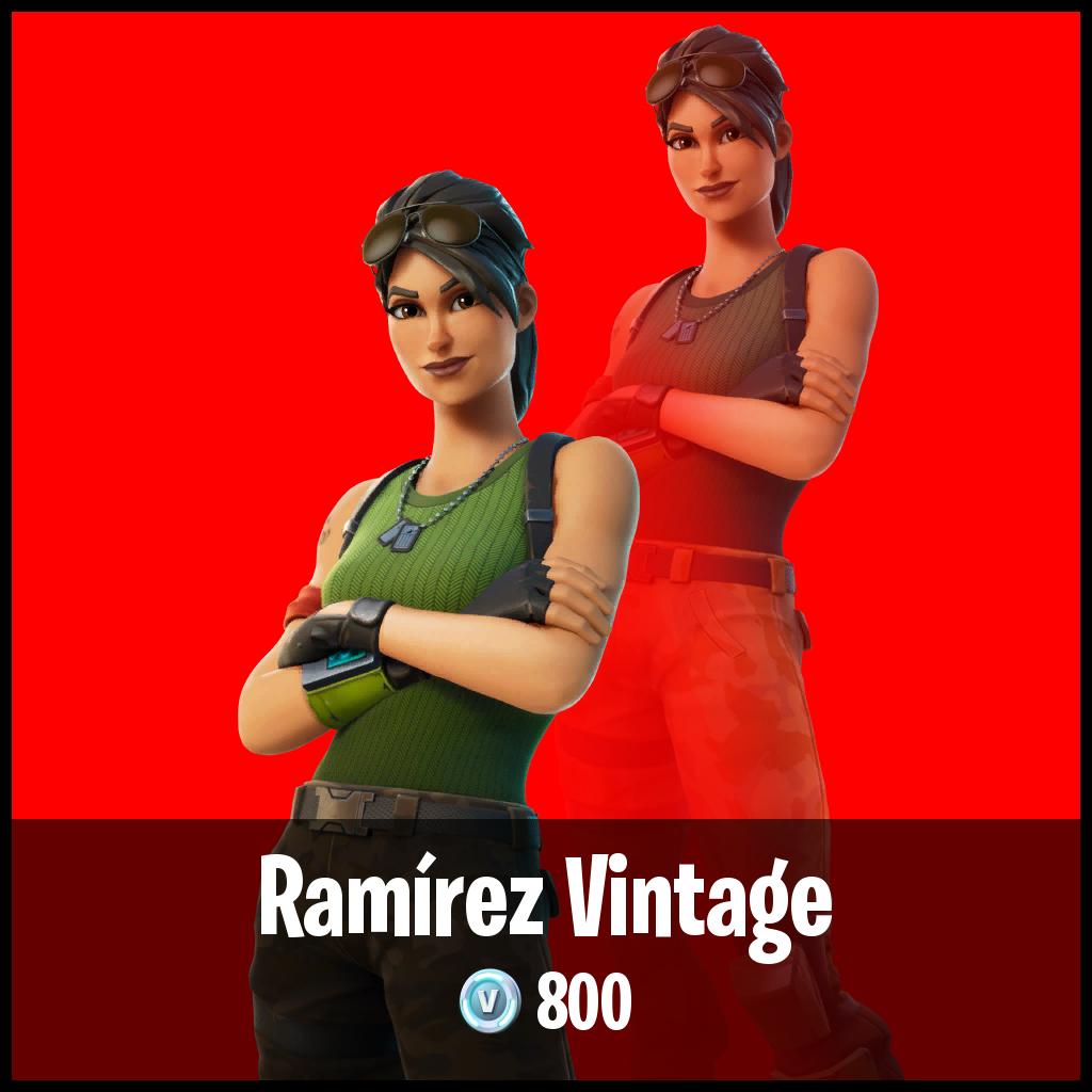 Ramírez Vintage