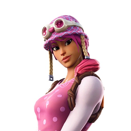 Fortnite Pastel outfit