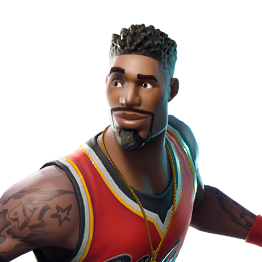 Fortnite Jumpshot outfit