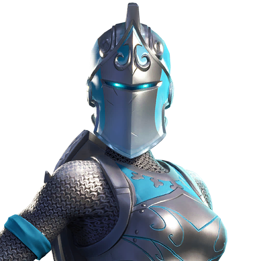 Frozen Red Knight