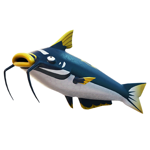Black Spotted Rift Fish Icon