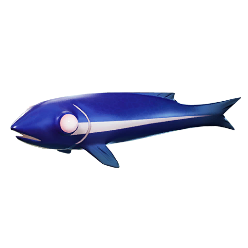 Blue Small Fry Icon