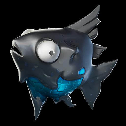 Black Slurpfish Icon