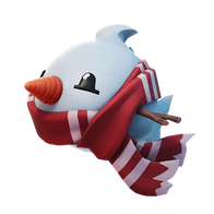 Snowy Flopper