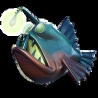Green Thermal Fish