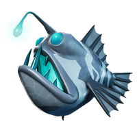 Silver Thermal Fish