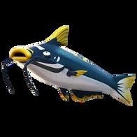 Black Spotted Rift Fish