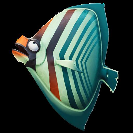 Green Shield Fish