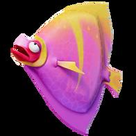 Pink Shield Fish
