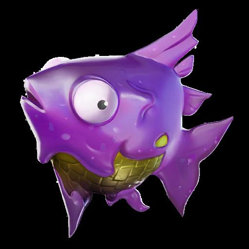 Purple Slurpfish