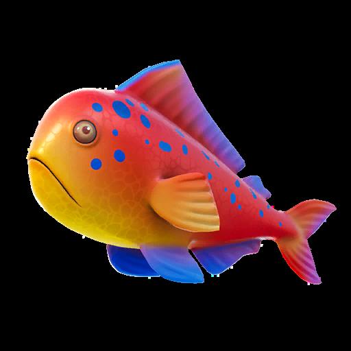 Crimson Zero Fish