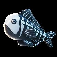 Skull Zero Fish