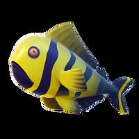 Tiger Zero Fish