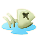 fishbone character style
