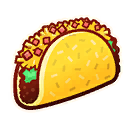 taco character style