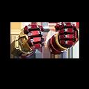 Hulkbuster harvesting tool style