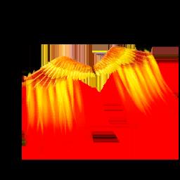 Fun Roasted Sparklewings umbrella style