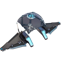Tactical Gray Field Flyer umbrella style