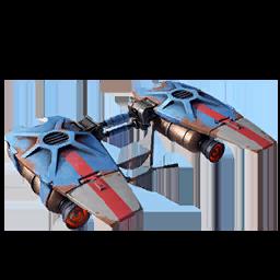 RINOCERONTE paracaidas estilo