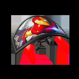 Invincible Iron Man Vol.3 #1 umbrella style
