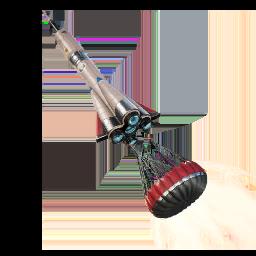 Rocket Science - White umbrella style