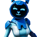 BLUE character style