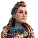 Aloy character style