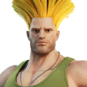 Guile character style