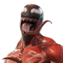Carnage character style
