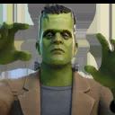 Frankenstein's Monster character style