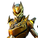 GOLD character style