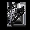 NEGRO Y GRIS accesorio mochilero estilo